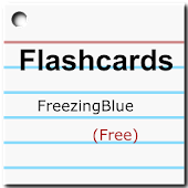 FreezingBlue Flashcards (Free)
