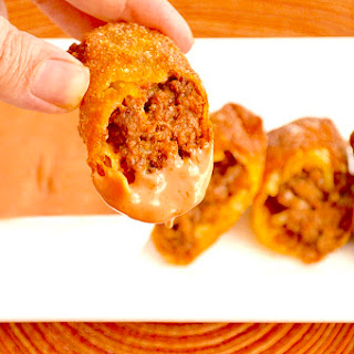 Appetizers With Hamburger Meat Recipes