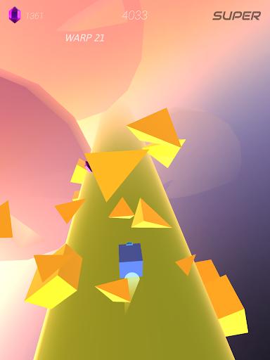 Warp and Roll - running flight action game 1.1.7 screenshots 15