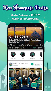 Muslim Go –  Prayer Time Qiblat Al-Quran 2