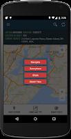 Screenshot of My location - gps coordinates