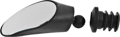 Sprintech Dropbar Mirror Double Black alternate image 0