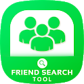 Friend Search For WhatsApp Number  Simulator icon