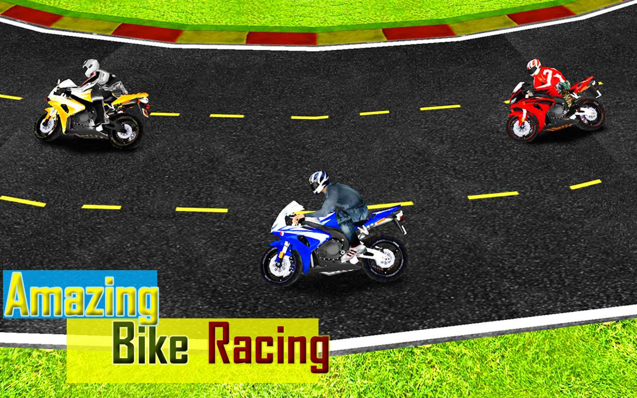 Bike Race Attack Extreme Traffic- screenshot