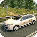 US Taxi Driver 3D: Taxi Simulator Game 2020 icon