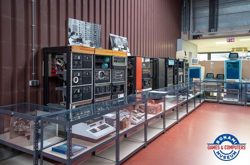 Bonami SpelComputer Museum heropent groter dan ooit