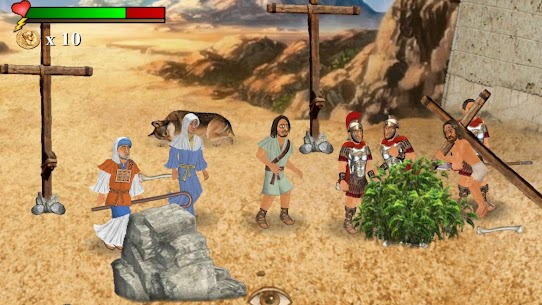 The You Testament: The 2D Coming 1.060 Mod Android Updated 1