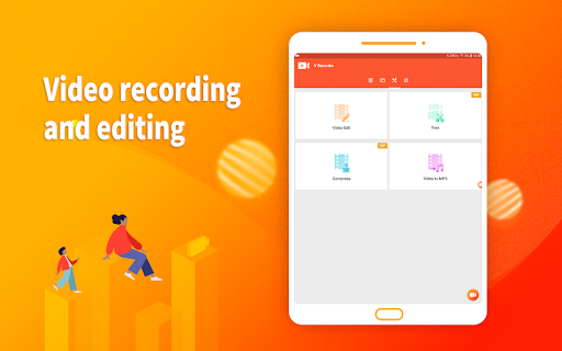 Screen Recorder, Video Recorder, V Recorder Editor 3.8.0 Screenshots 9