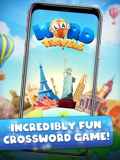 Word Travels ud83cudf0e Crossword Puzzle Apk 1