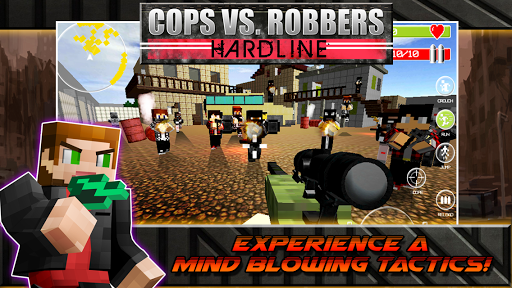 Cops Vs Robbers: Hardline