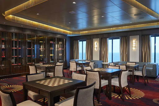 norwegian-joy-chess-card-room.jpg - Gather your friends for chess or a friendly game of cards on Norwegian Joy.