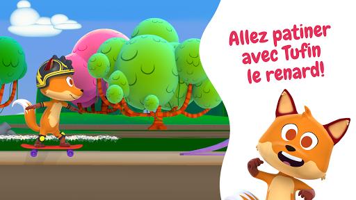 Jeux du Zoo: Amusement et Puzzles pour les enfants  captures d'écran 2