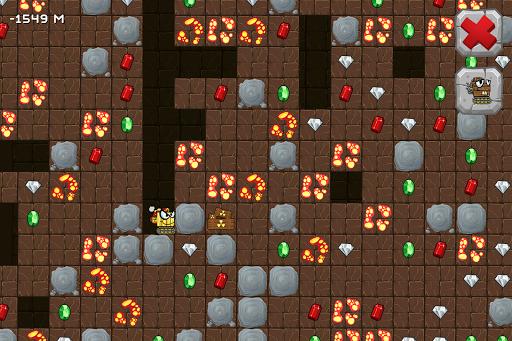 Digger Machine find minerals 1.9.4 screenshots 14