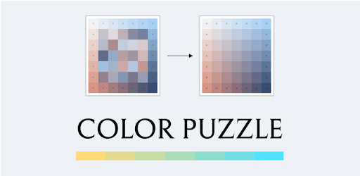 Color Puzzle Game + Download Free Nice Wallpaper for PC