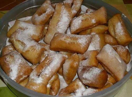 Haitian Beignets (beignets De Carnaval) Recipe