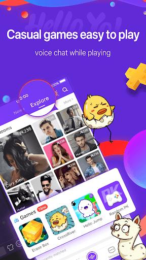 Hello Yo – Free Voice Chat Rooms 1.11.3 screenshots 2