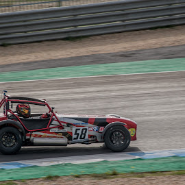 Caterham 420R by José Borges - Sports & Fitness Motorsports ( circuit, caterham, cat, racing car, roadster )
