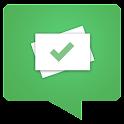 Kaizala - Chat | Act | Do icon