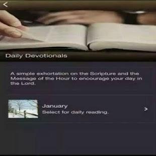 Apostolic Faith- Bishop Horace - náhled