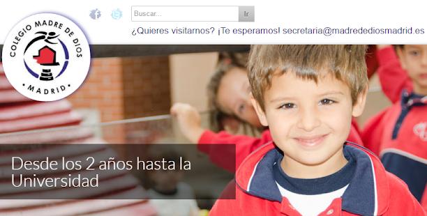 sphiral - colegio Madre de Dios (Madrid) - náhled