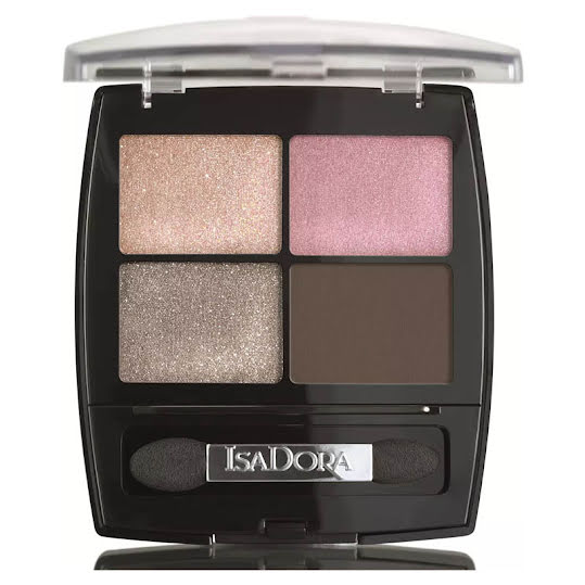 Isadora Eye Shadow Quartet 05 Nude Rose