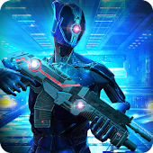 Superhero Iron Robot Battle Simulator: Action Game