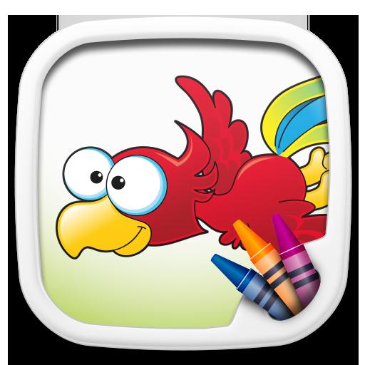 Cocuklar Icin Kus Boyama Kitabi Indir Pc Windows Android Com