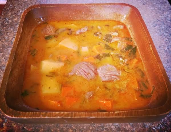 Massaman Beef Curry Recipe
