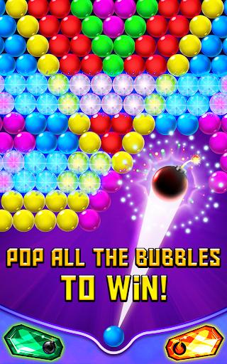 Jewel Bubble Blast