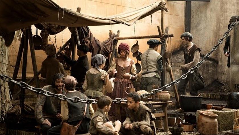 Imagen de la primera temporada de \'La peste\'.