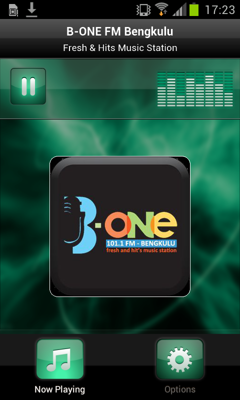 B-ONE FM Bengkulu- screenshot