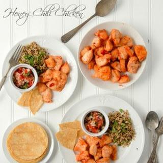 Honey Chili Chicken