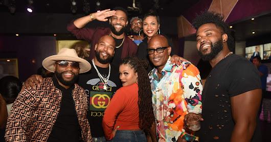 Saturday October 5,2019-Atlanta,GA-Alibi-#ReadytoLove Season 2 Viewing Party