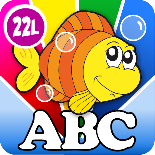 Kids Animal Word Puzzles (app)