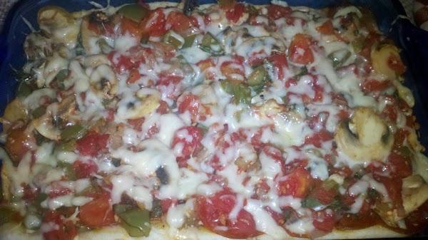 Pizza Ala Ditka Recipe