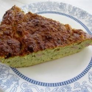 Zucchini Crustless Quiche