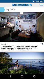Toronto Star - náhled