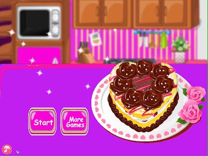 jeux de cuisine - faire gâteau – applications android sur google play
