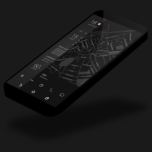 Slideline Glass for KLWP v2.0