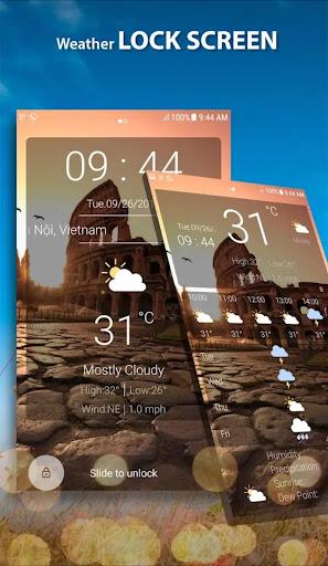 Previsão do Tempo - Tempo ao Vivo screenshot 7