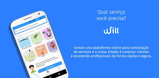 ChamaWill – Qual serviço você precisa? - Google Play 앱