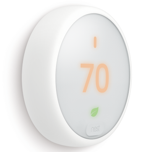 Nest thermostat e heating