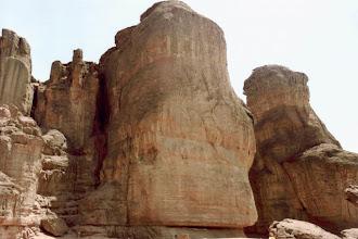 Photo: #009-Le temple de la déesse Hathor dans le désert du Néguev