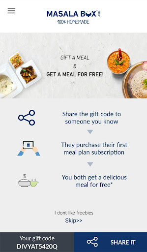 Masala Box - Order Homemade Food - Free Delivery for PC