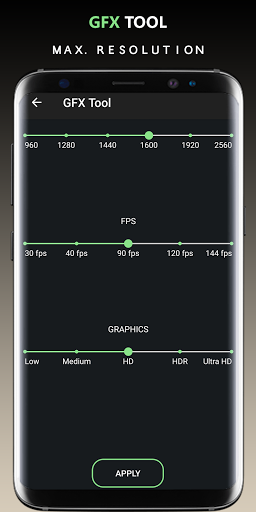 Game Booster Kostenlos Ultra GFX-Lag Fix Screenshots 3