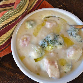 Cream Of Broccoli Soup And Pork Chops Recipes.