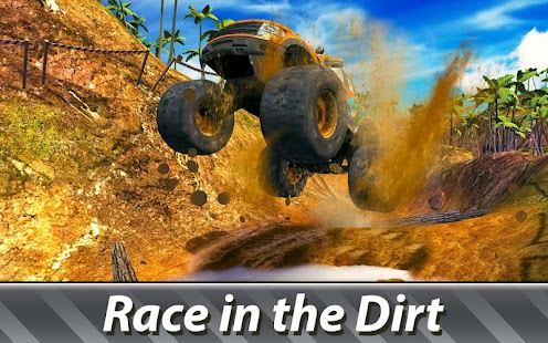 Monster Truck Dirt Rally - race in tough offroad! - náhled