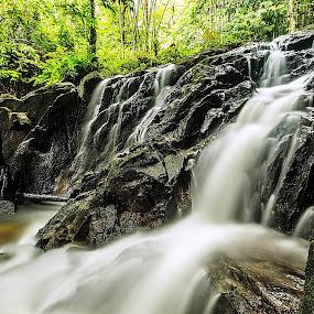 Sg Tekali, Hulu Langat by Jali Razali - Nature Up Close Water ( , long, exposure, daytime, edition, challenge )