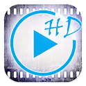 HD Video Player Pro - Grátis icon