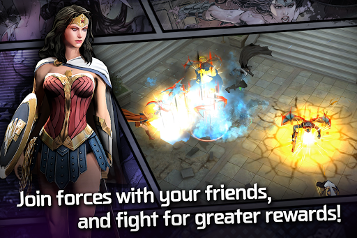 DC: UNCHAINED 1.0.48 screenshots 5